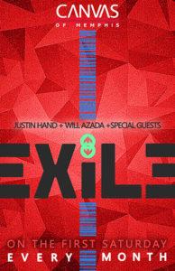EXILE @ CANVAS